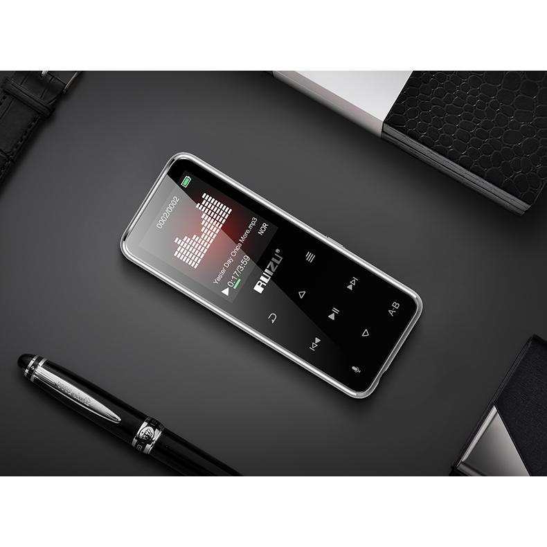 Máy nghe nhạc thể thao Bluetooth, HiFi Ruizu X16 [2018] - Hàng chính hãng