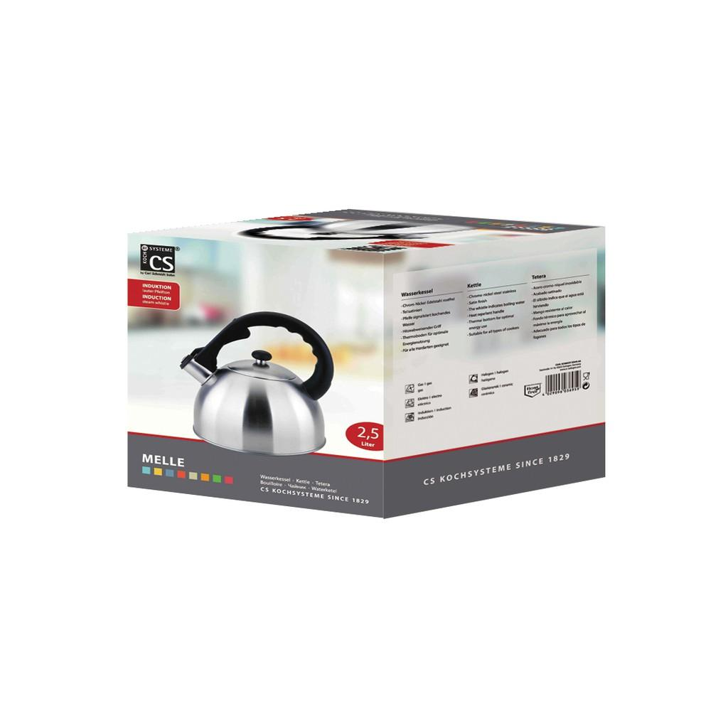 Bình đun nước bằng inox CS-MELLE 2.5L - 036959