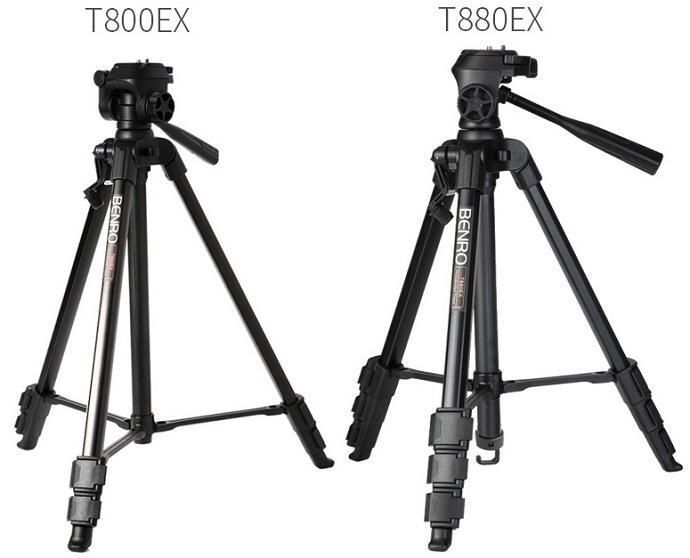 Chân máy ảnh Benro T880EX. Hàng chính hãng