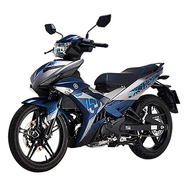 Xe Máy Yamaha Exciter 150 Limited - Matt Blue