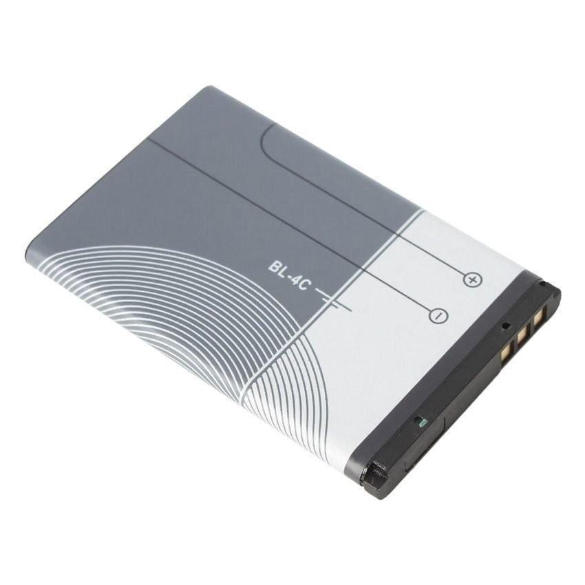 Pin điện thoại BL 4C , Tương Thích với Nokia:6131;6101;6100;6066;7270;6301;1202;X2;2690;6300;6102...vv