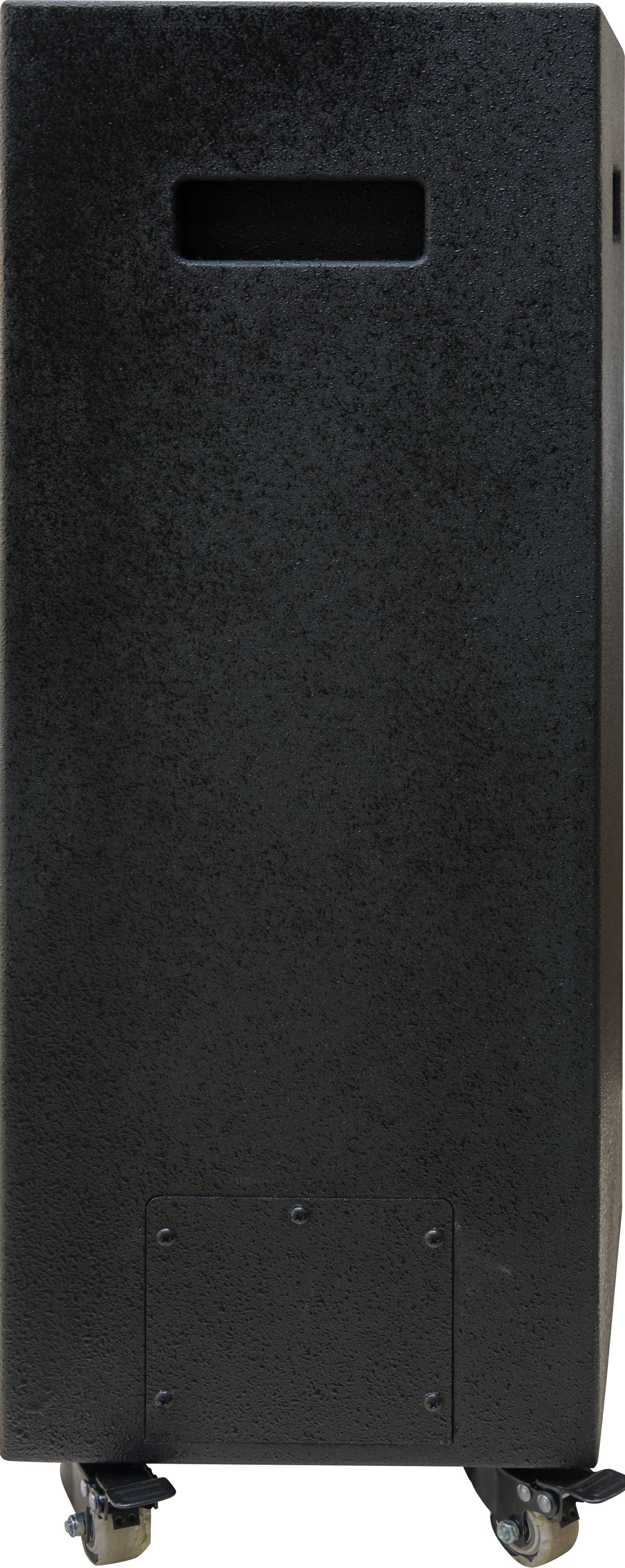 Loa kéo Acnos CB2521 Bluetooth, 2 bass 2.5 tấc gỗ - Chính Hãng Acnos