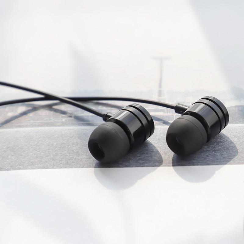 Tai nghe có dây Borofone BM31, Âm bass sôi động - Chính Hãng