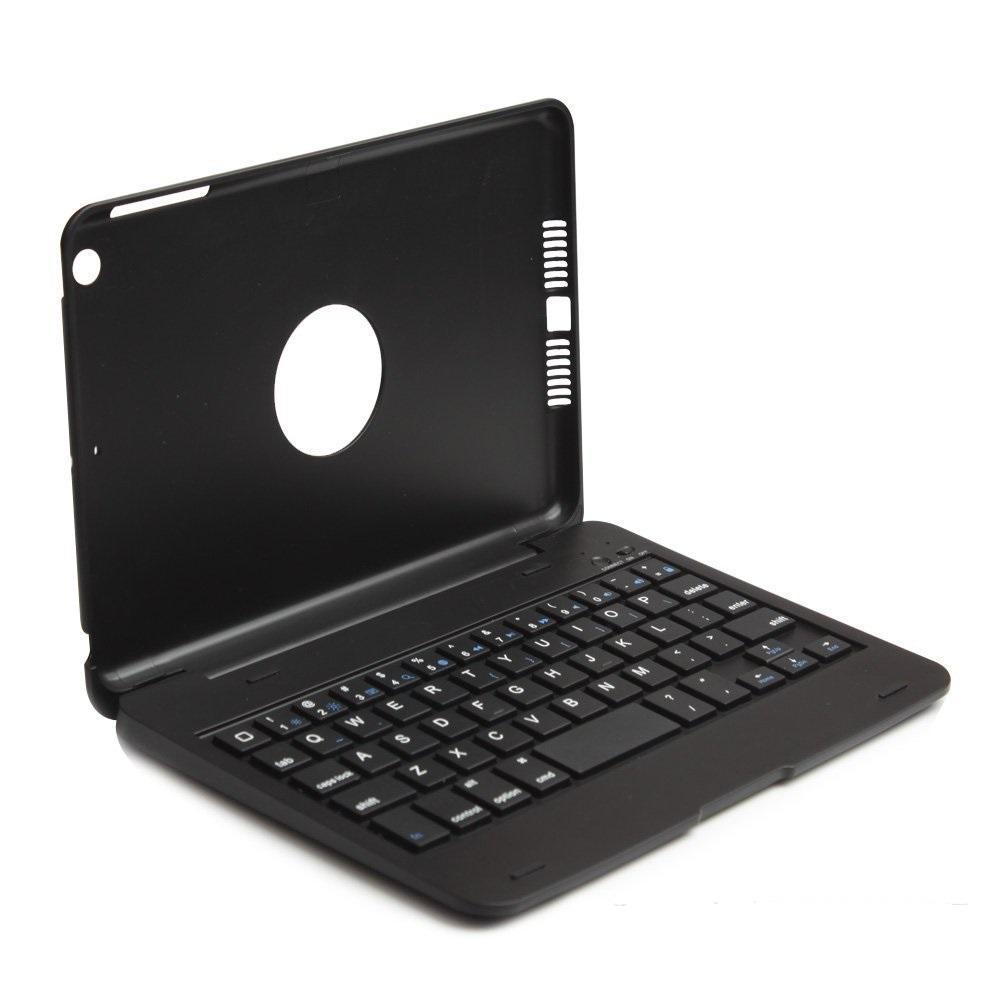 Bàn phím bluetooth cho iPad mini 1/2/3 - PKCB00489 - Bàn phím nhạy - Thiết kế mỏng - Hàng nhập khẩu - Thương hiệu PKCB