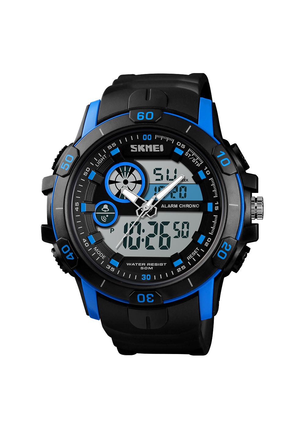 Đồng hồ đeo tay Skmei - 1428BU-Hàng Chính Hãng