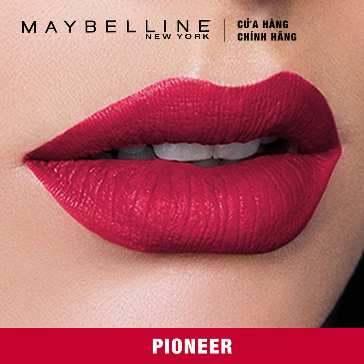 Son Kem Lì Maybelline Super Stay Matte Ink 5ml - Màu 20 Pioneer