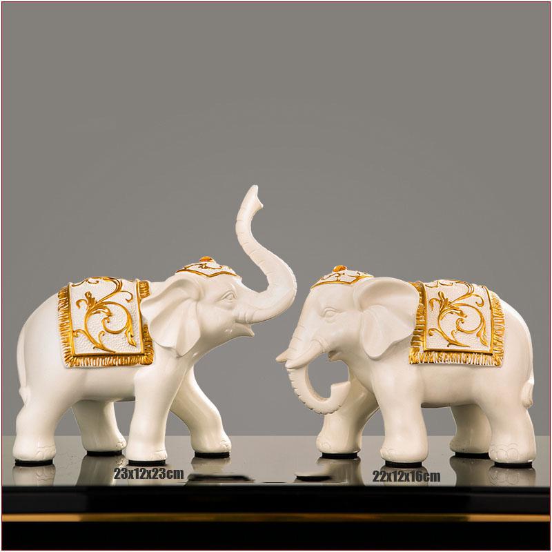Cặp tượng voi tình nhân T199