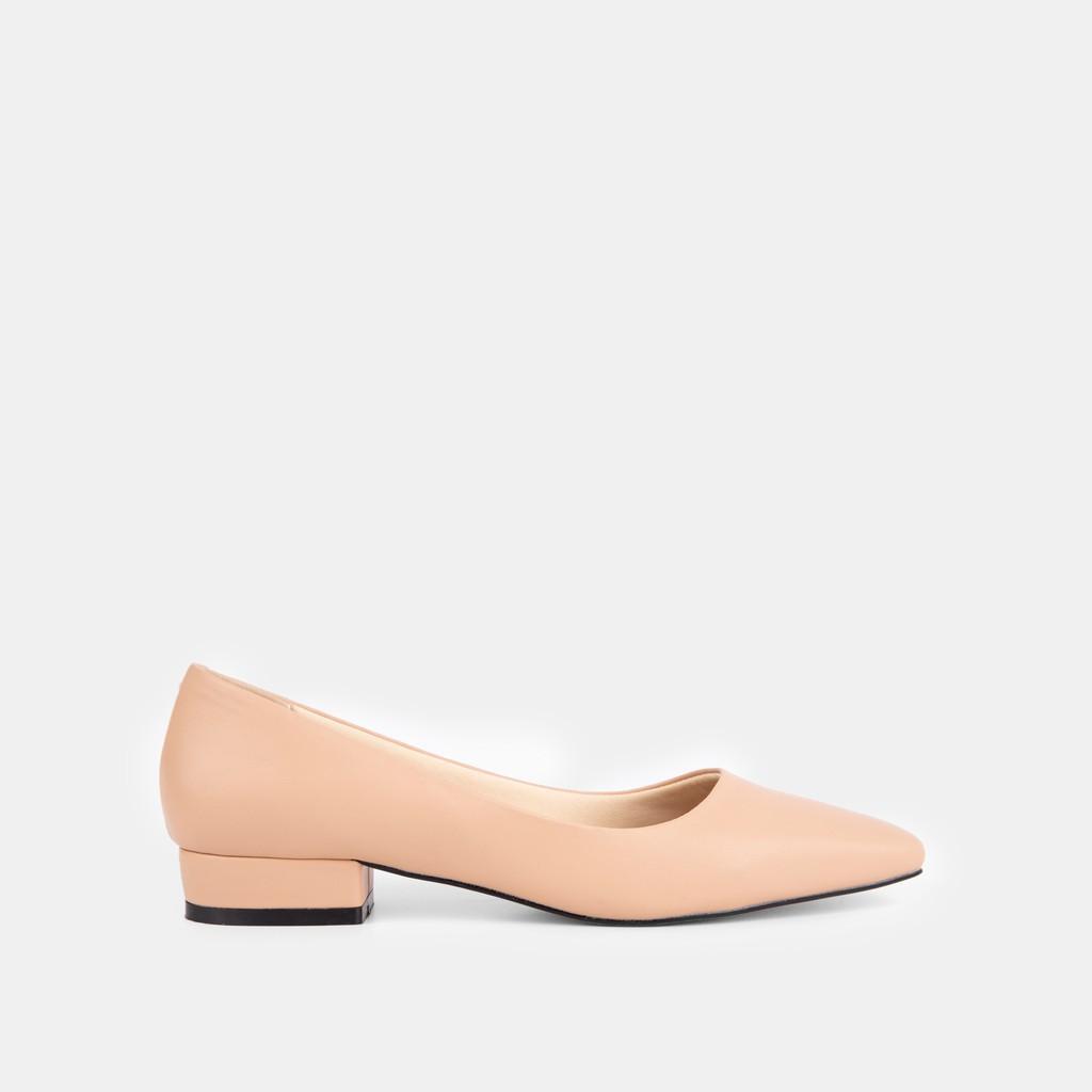 Giày bít nữ Zelda Star gót cao 2.5cm - BV015920