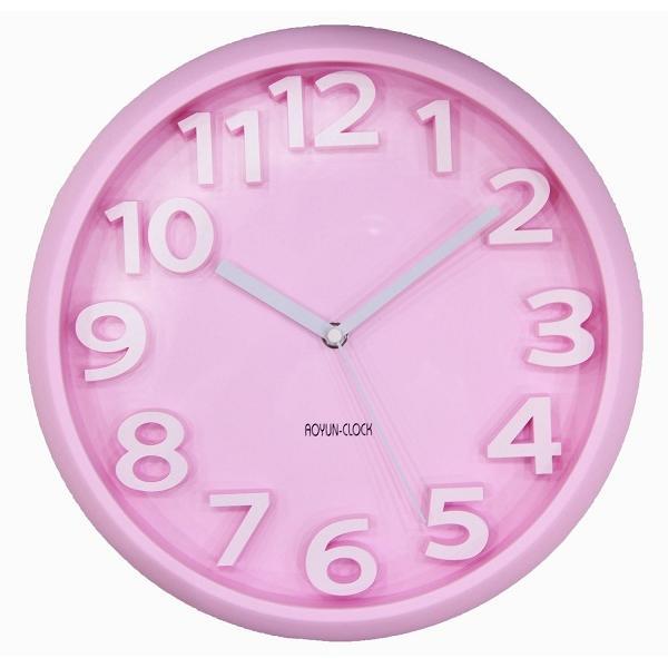 Đồng hồ treo tường kim trôi cao cấp Aoyun Clock