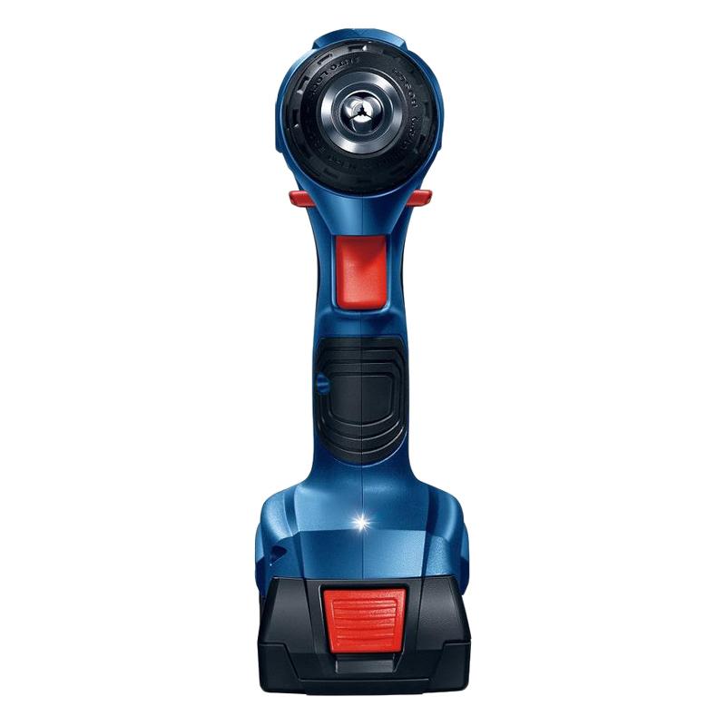 Máy Khoan Vặn Vít Dùng Pin Động Lực Bosch GSB 180-LI + Phụ Kiện