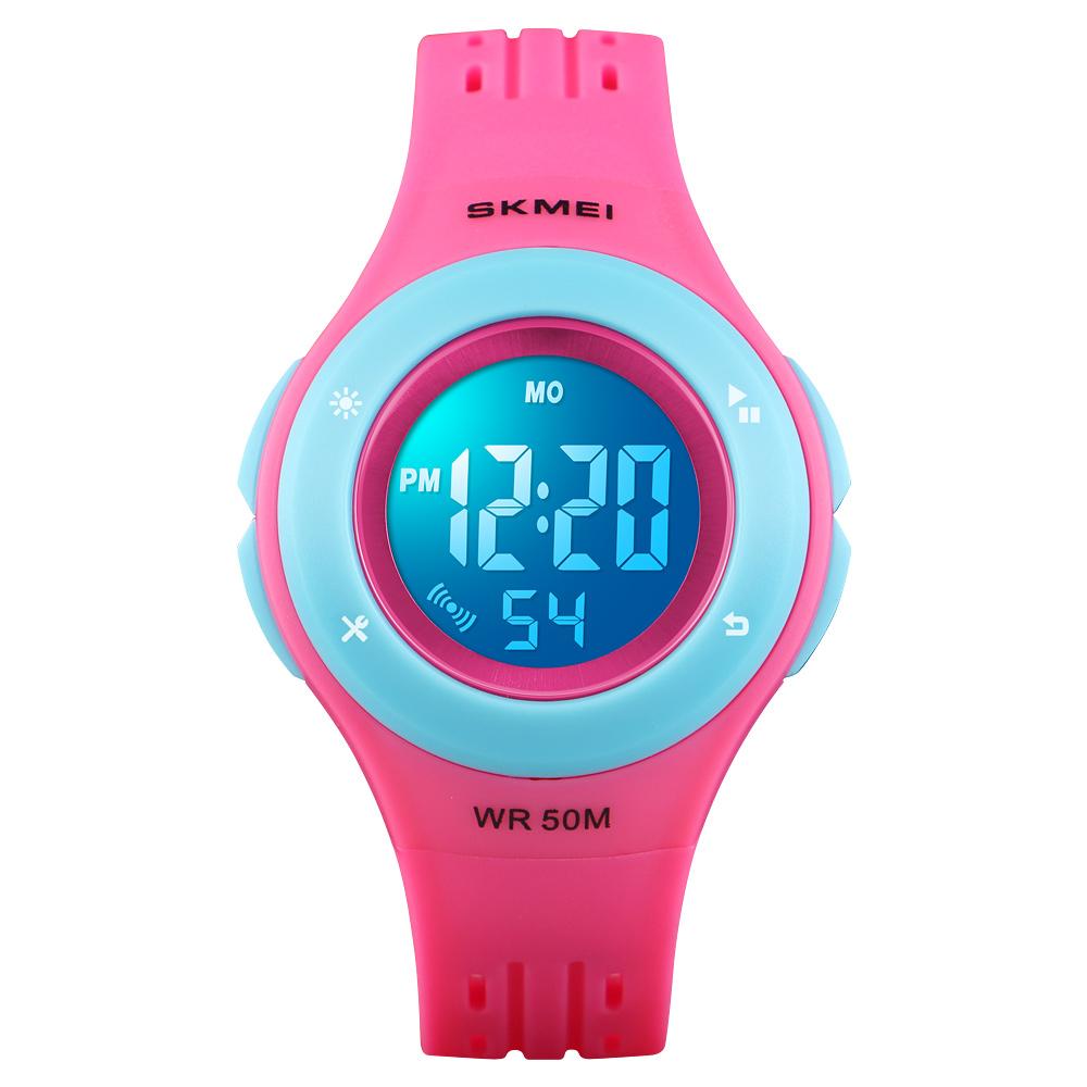 Đồng hồ đeo tay Skmei - 1455RSBU-Hàng Chính Hãng