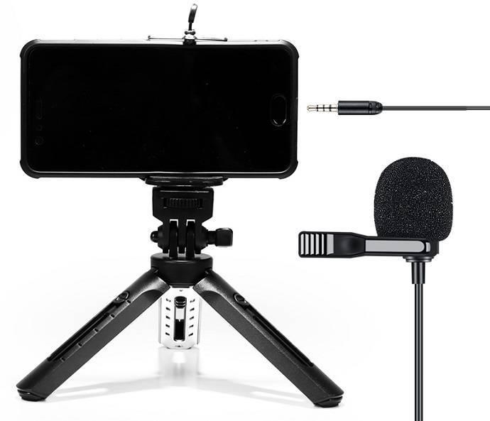 Micro thu âm cài áo BOYA BY-M1 Pro Hàng chính hãng