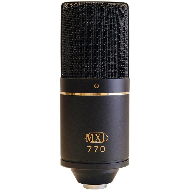 Micro thu âm MXL 770 - Hàng Chính Hãng