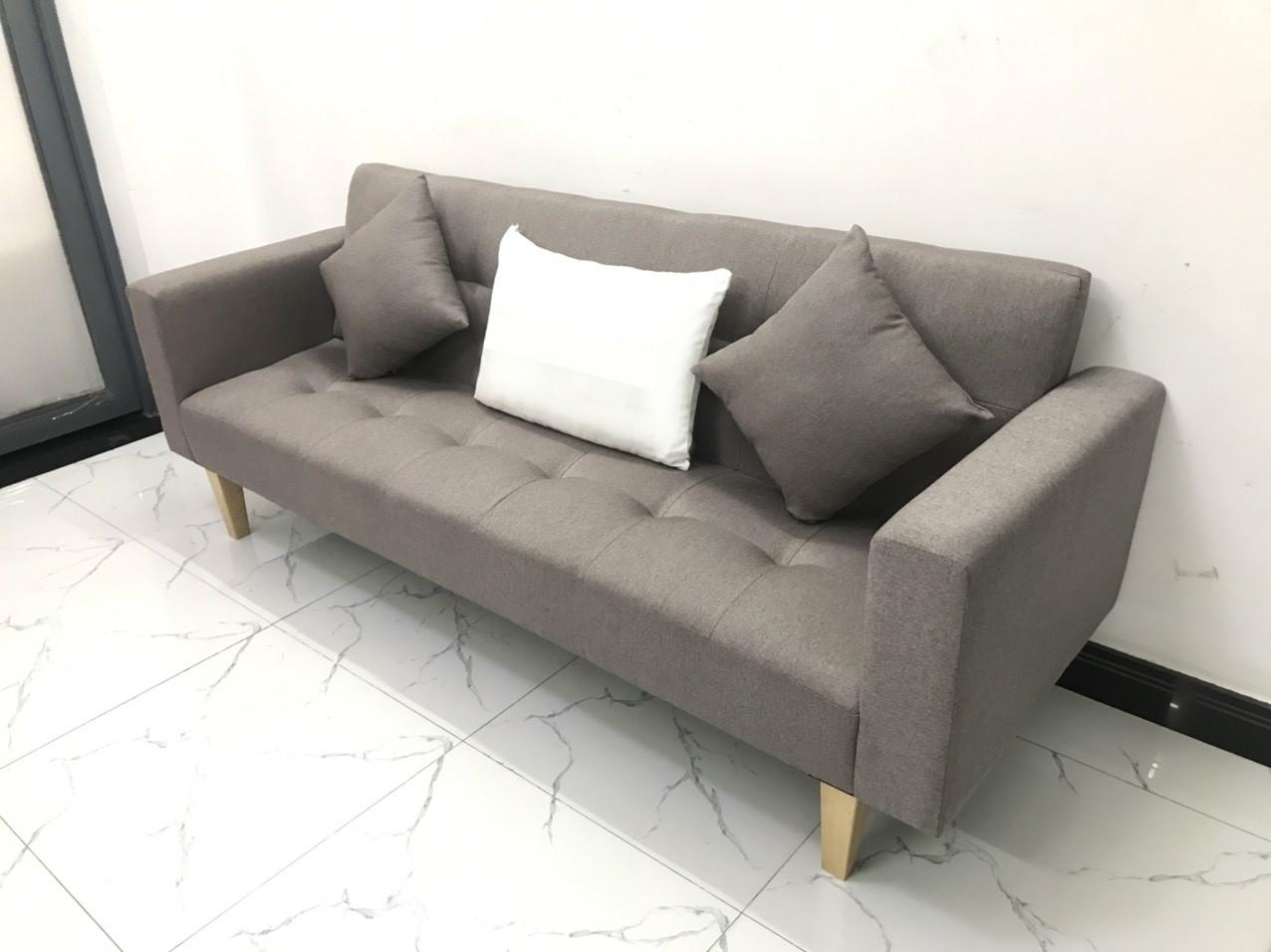 Ghế dài 2mx90 sofa bed tay vịn phòng khách linco12 sopha