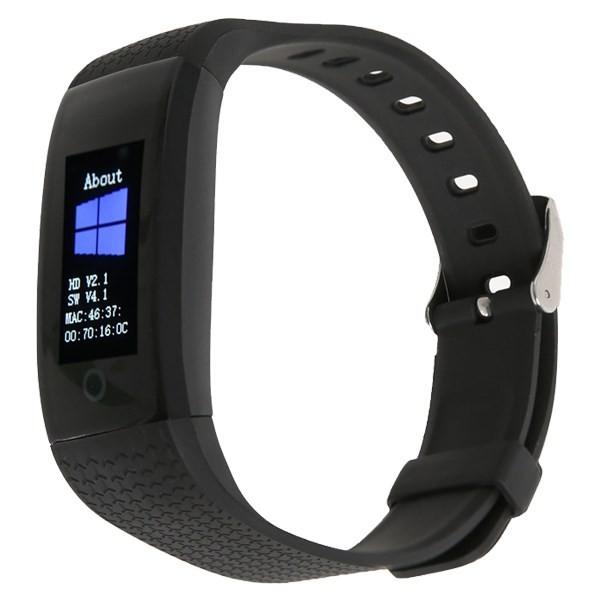 Vòng tay thông minh Sinophy Sport B12 theo dõi sức khỏe, đồng bộ cuộc gọi, tin nhắn  - Hàng chính hãng