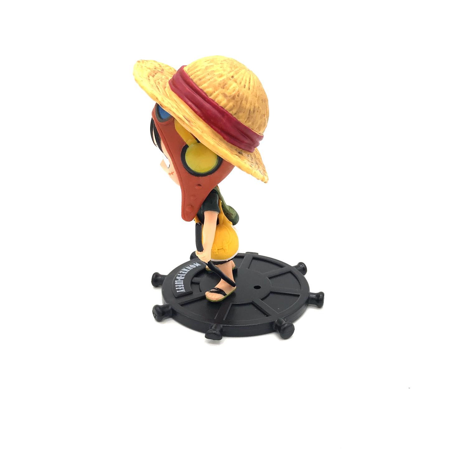 Mô Hình Chibi Luffy One Piece OP01074