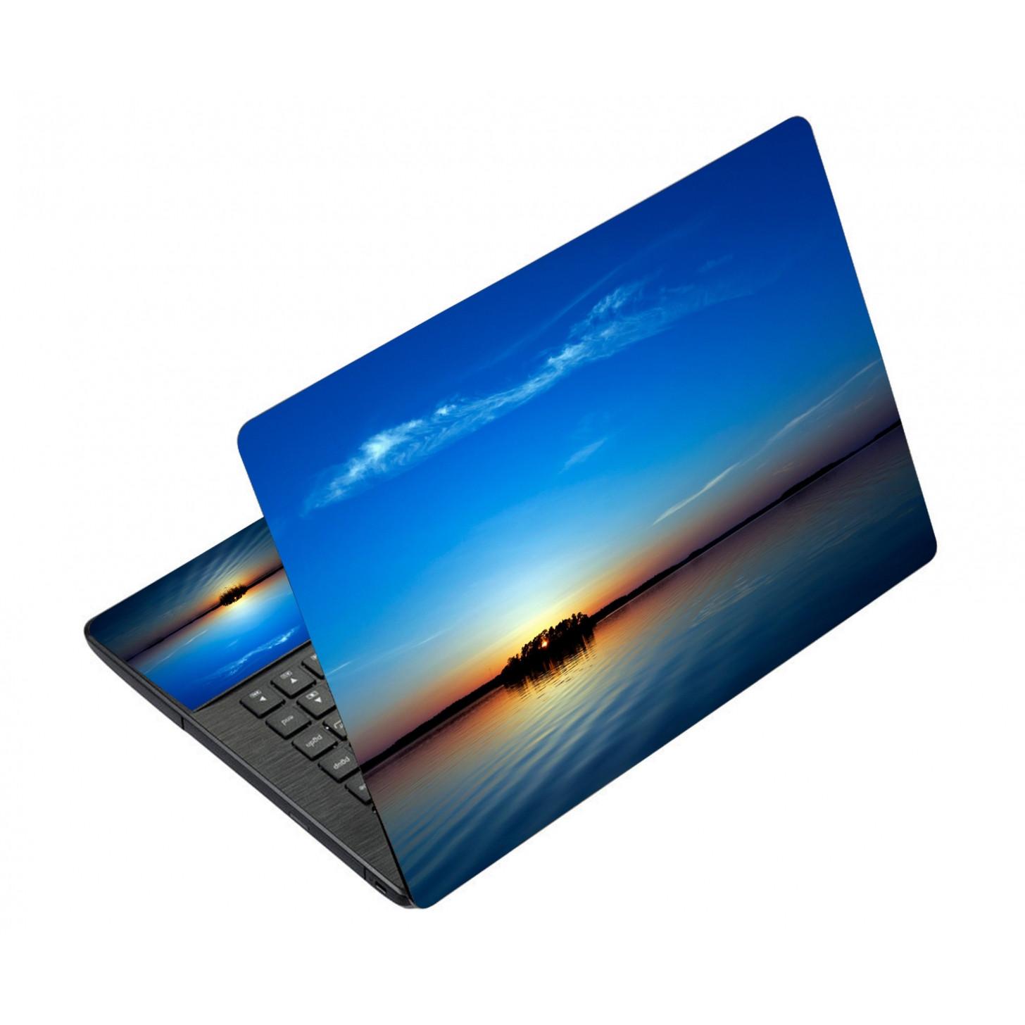 Miếng Dán Decal Dành Cho Laptop - Thiên Nhiên LTTN-32