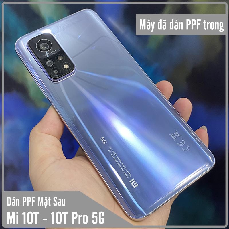 Miếng dán mặt sau cho Xiaomi Mi 10T Pro - Redmi K30S