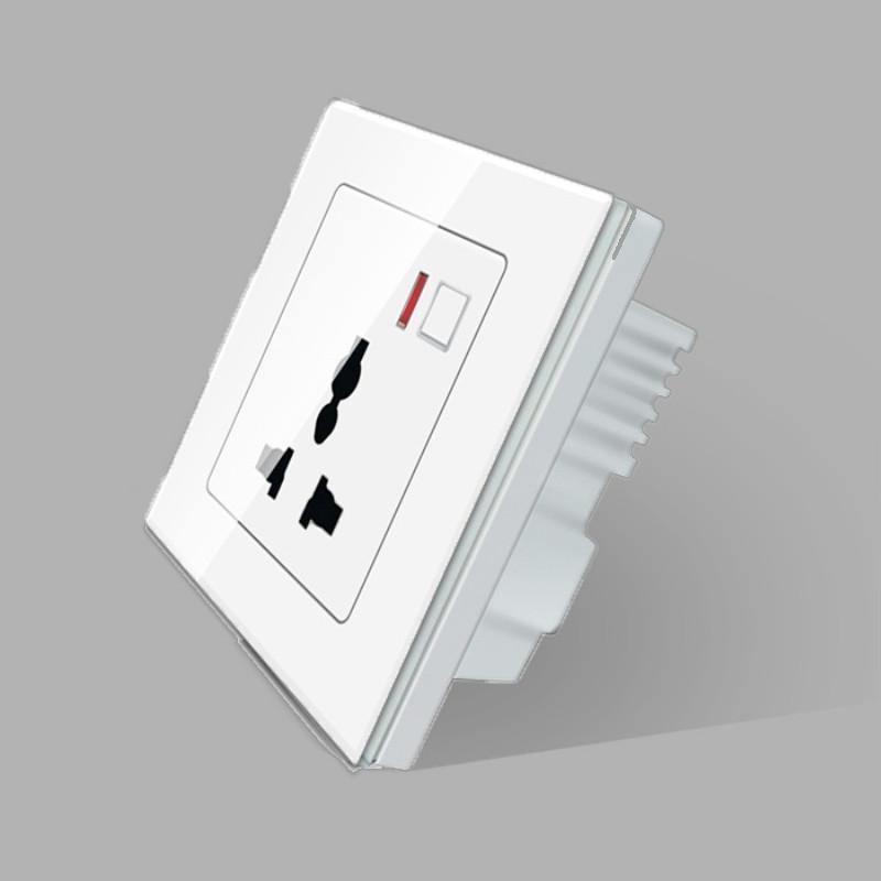 Ổ cắm thông minh chuẩn EU mã L8-HOR1 thương hiệu LANBON