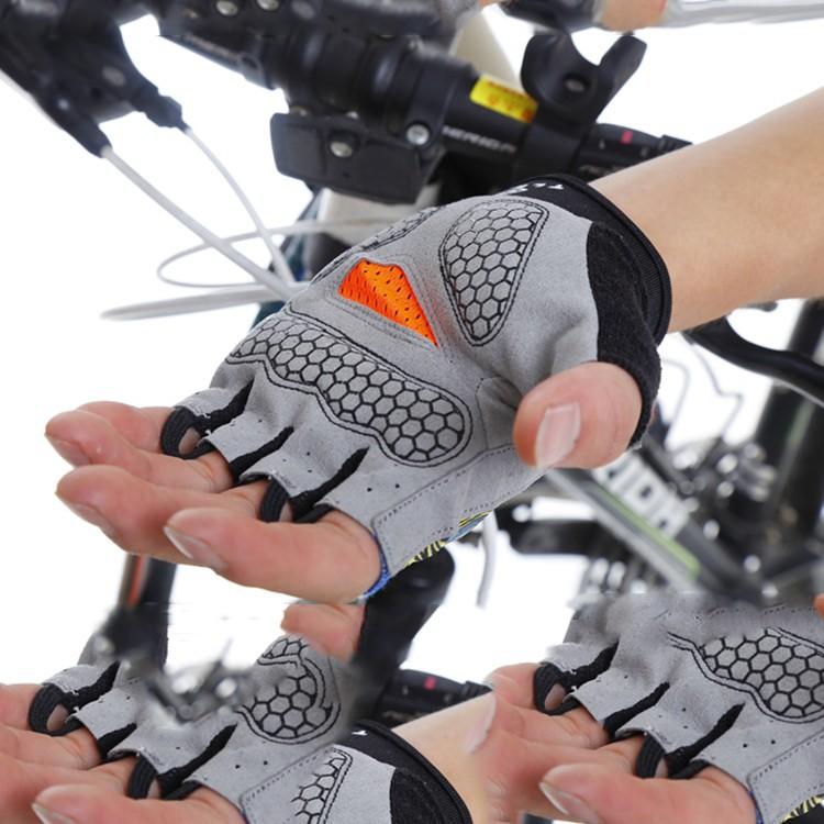 Găng tay xe máy, xe đạp Hình xăm