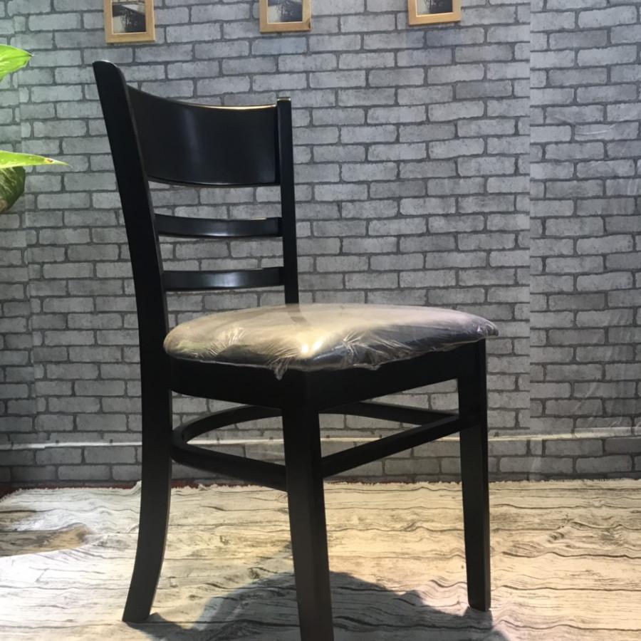 ghế cabin màu đen