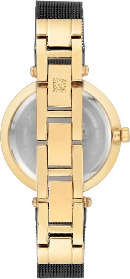 Đồng hồ thời trang nữ ANNE KLEIN 3001BKBK