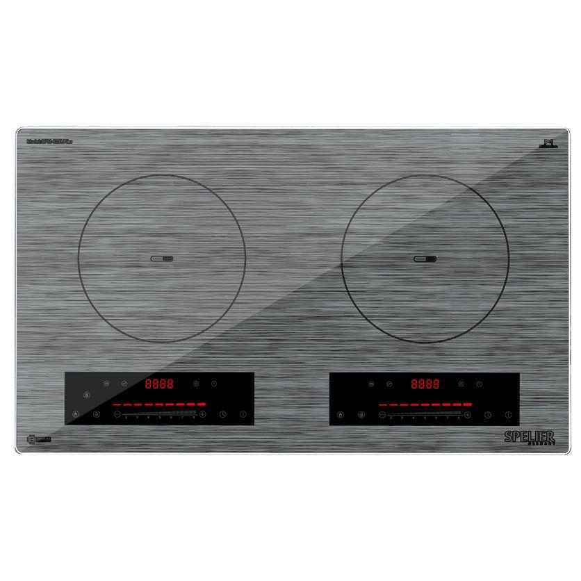 Bếp từ đôi Spelier SPM-628I Plus - HÀNG CHÍNH HÃNG