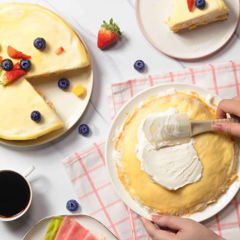 Máy Làm Bánh Crepe, Bánh Kếp Bánh Ngàn Lớp... Thương Hiệu BEAR DBC-C06E1 - Hàng Nhập Khẩu