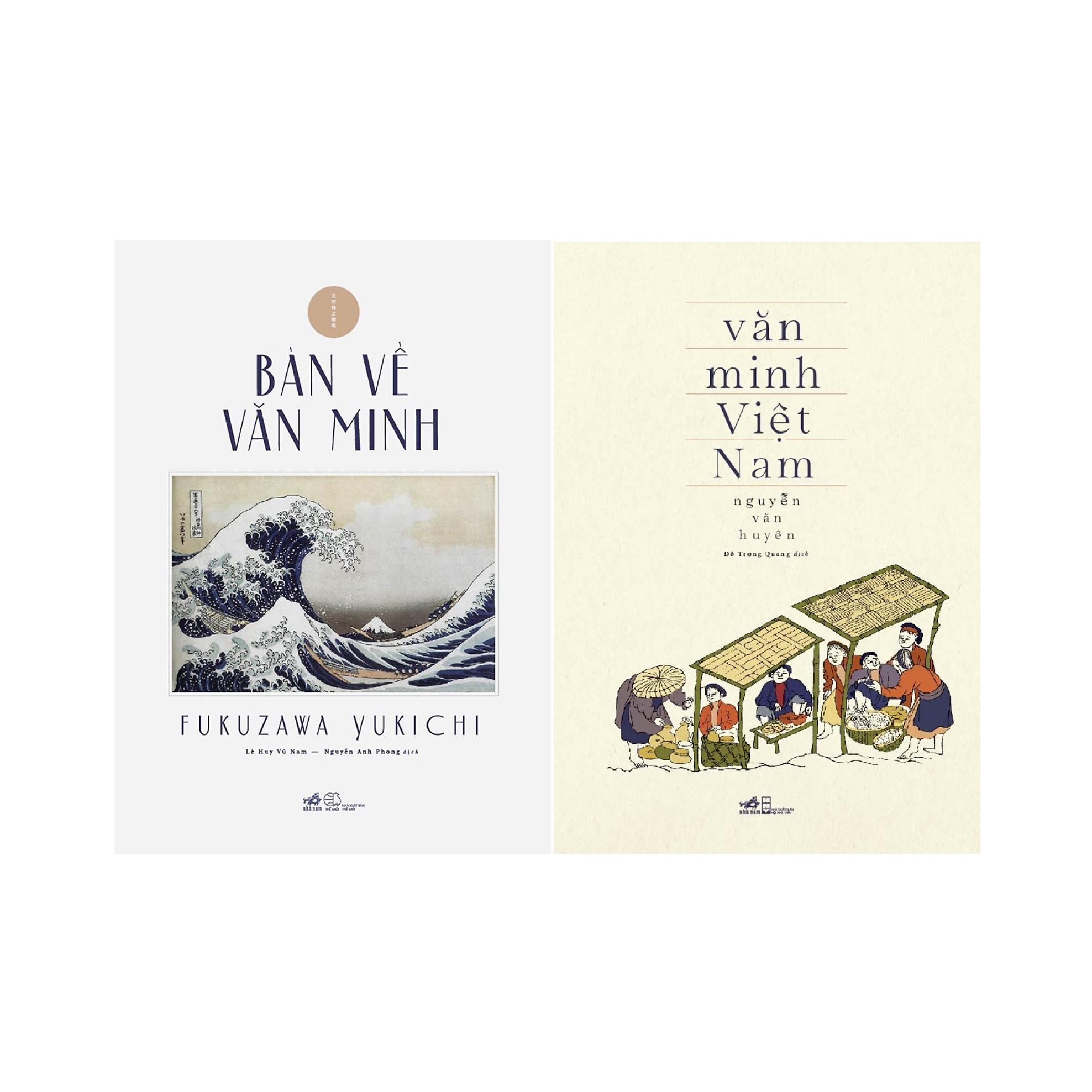 Combo Bàn Về Văn Minh + Văn Minh Việt Nam (Tái Bản)