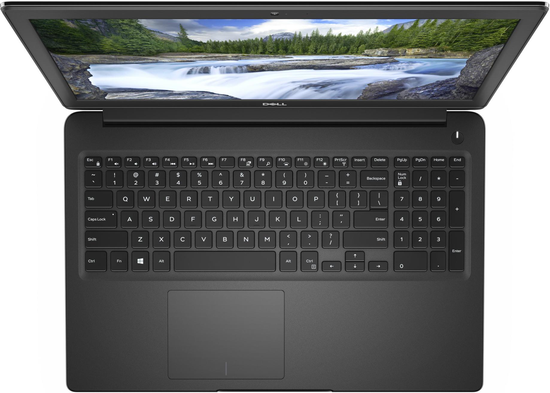 Laptop Dell Latitude 3500 70185536 I7-8565U 8GB 128SS 1TB 2GB 15.6HD Ubuntu Black - Hàng Chính Hãng