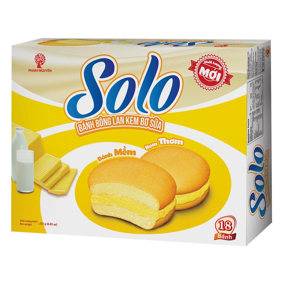 Bánh Solo Bông Lan Kem Bơ Sữa Hộp 252g - 8935006352711,62_220403,35000,tiki.vn,Banh-Solo-Bong-Lan-Kem-Bo-Sua-Hop-252g-62_220403,Bánh Solo Bông Lan Kem Bơ Sữa Hộp 252g