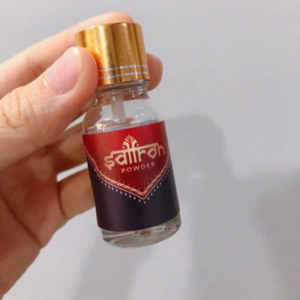 Saffron Powder Bột nhụy hoa nghệ tây 1gr