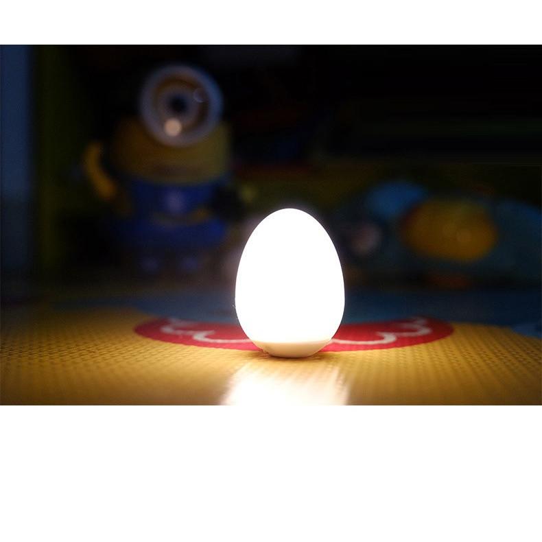 Đèn Led Cảm Ứng Chạm Hình Quả Trứng Chim