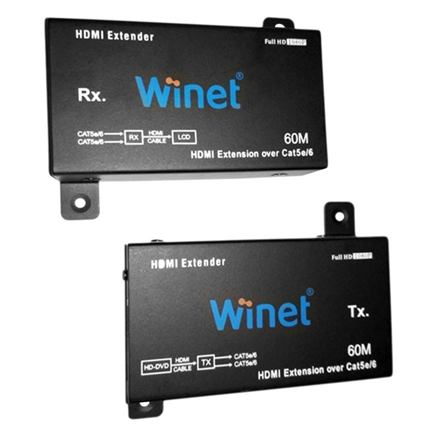 Bộ Khuếch Đại Tín Hiệu HDMI Full HD Winet (60m) - Hàng Nhập Khẩu