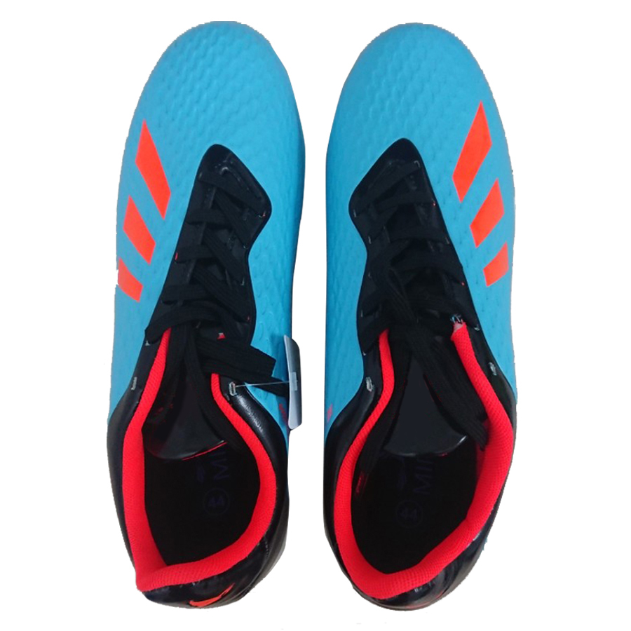 Giày Bóng Đá Sân Nhân Tạo Loại Cao Cấp - Màu Xanh Nhạt - Size 40