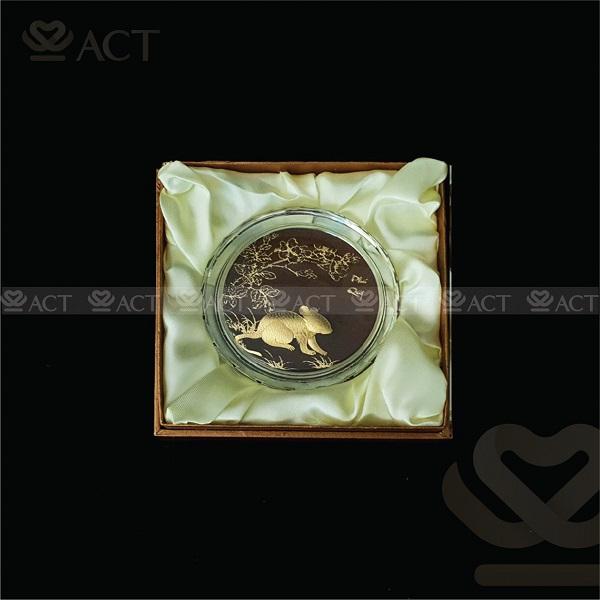 Chặn Giấy - Tý ACT Gold