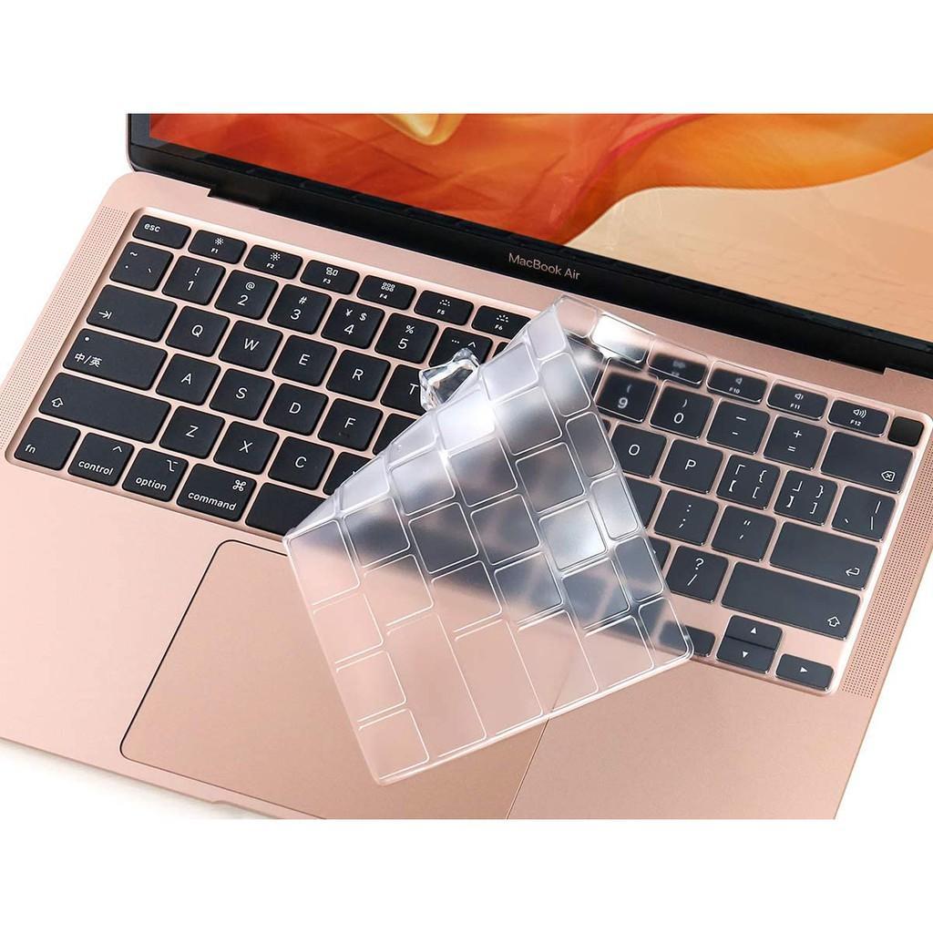 "Lót bàn phím silicon Macbook Air 13"" năm (2020-2021) model A2179 , A2337"