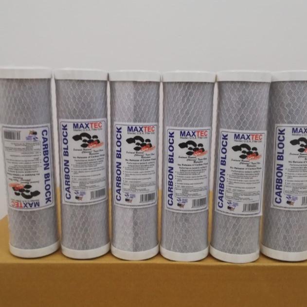 Combo 6 lõi lọc số 3 CTO  máy lọc nước ro - Hàng chính hãng