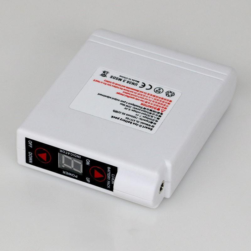 [Chỉ Pin] Pin 10.000mAh Lithium Dành Cho Áo Điều Hoà Nhật Bản, Chạy 10 - 12 Tiếng ở Chế Độ Quạt To Nhất