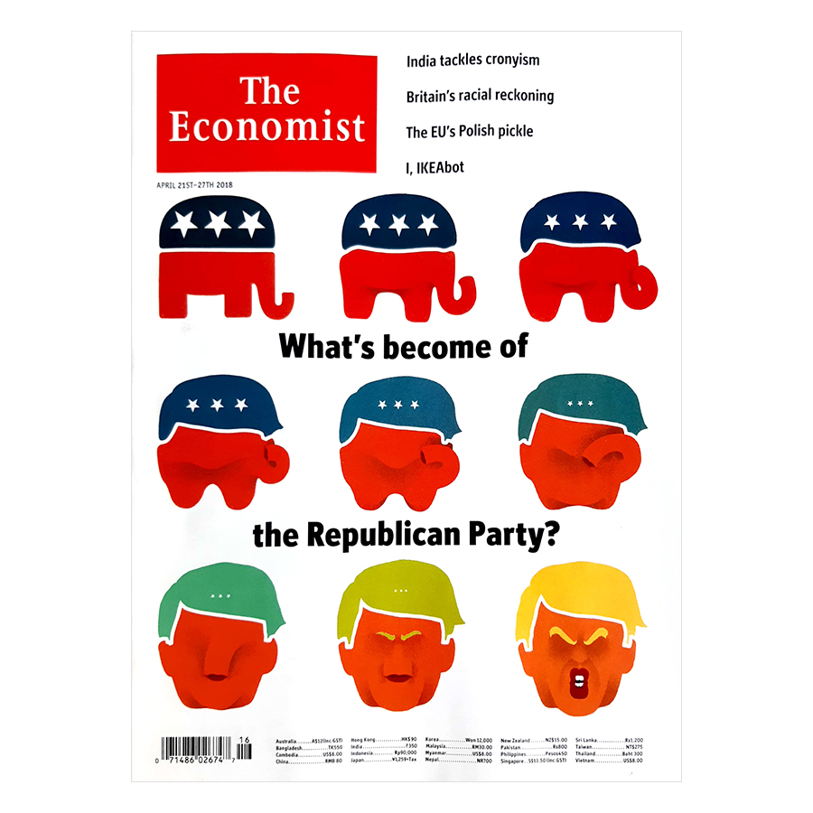 The Economist: What's Become Of The Republican Party - 16