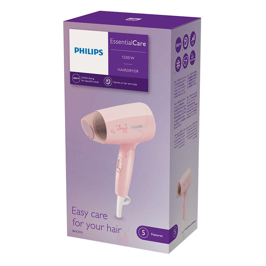 Máy Sấy Tóc Philips BHC010/00 - Hàng Chính Hãng
