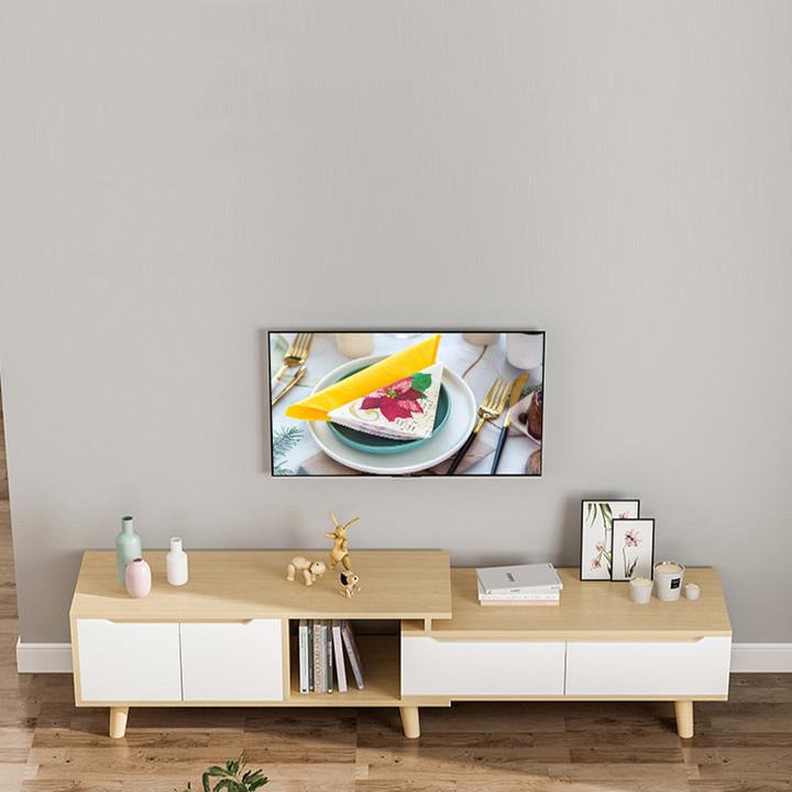 Kệ để tivi 1m6-2m cao cấp, tủ tivi KTV020 (Màu ngẫu nhiên)