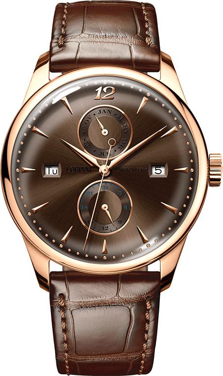 Đồng hồ nam chính hãng Lobinni No.1803-4