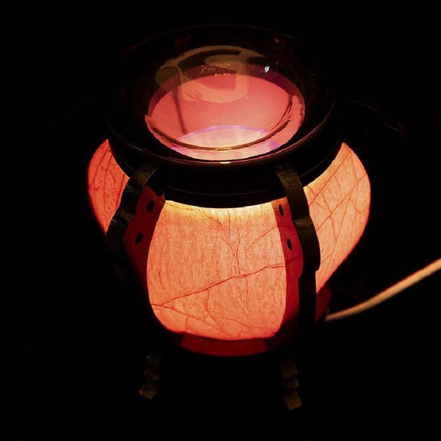 Đèn xông tinh dầu gỗ Lasante DXG-01