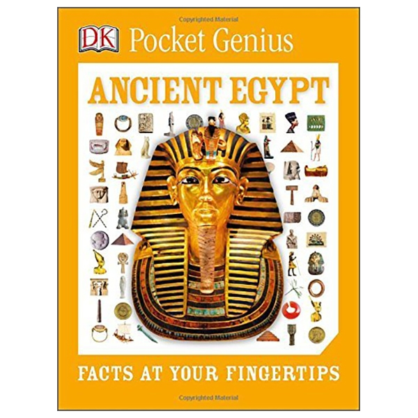 Pocket Genius: Ancient Egypt : Facts At Your Fingertips