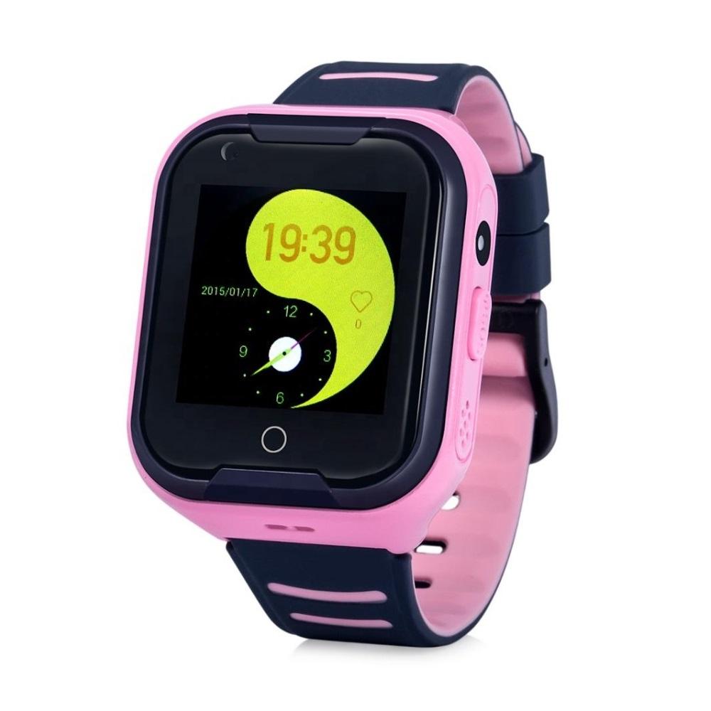 Đồng hồ thông minh định vị trẻ em GPS WONLEX KT11, Nghe gọi 2 chiều, video call, Màn hình IPS cảm ứng đa điểm, kháng nước IP67 cao cấp - Hàng chính hãng