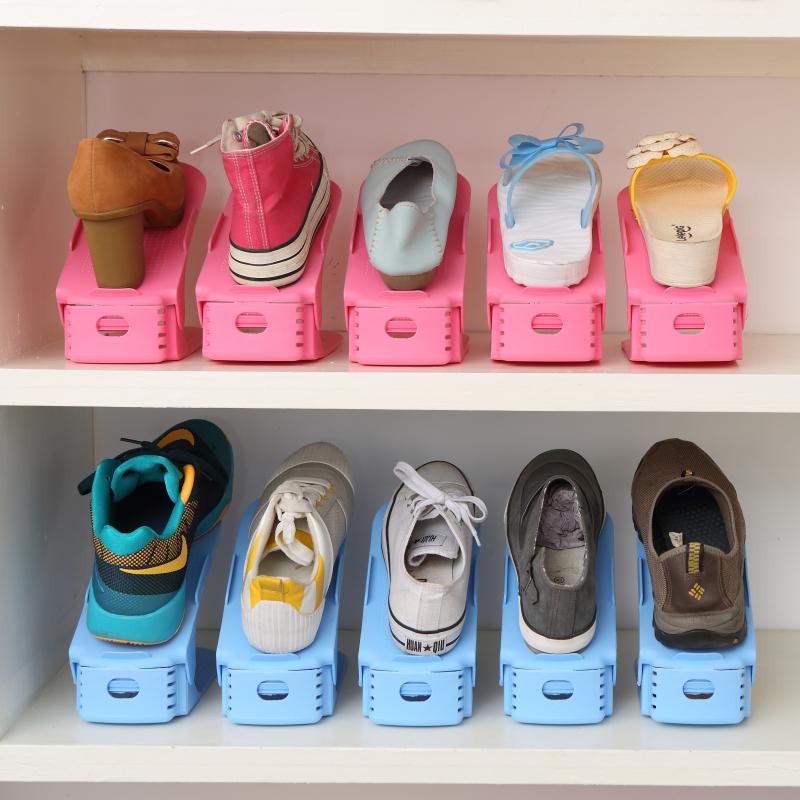 Kệ để giày dép tiết kiệm diện tích màu sắc đa dạng giao ngẫu nhiên