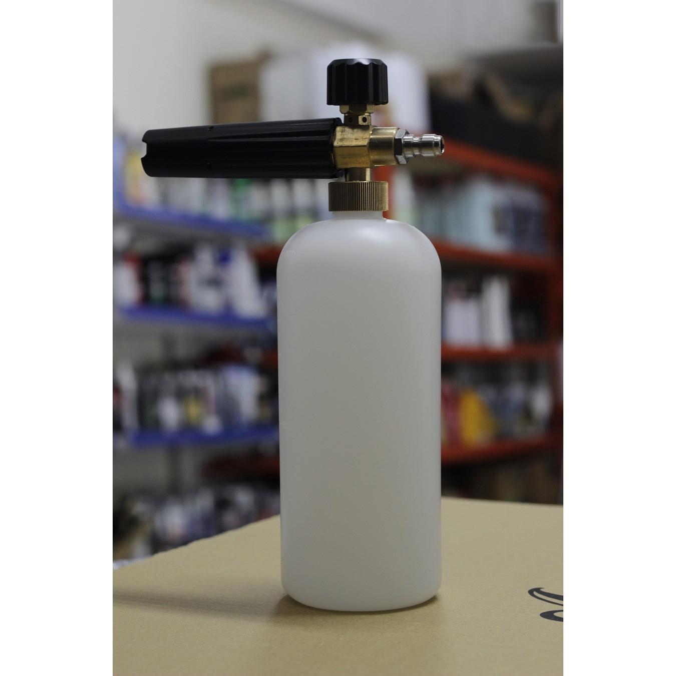 Bình 1L tạo bọt tuyết sử dụng cho máy cao áp