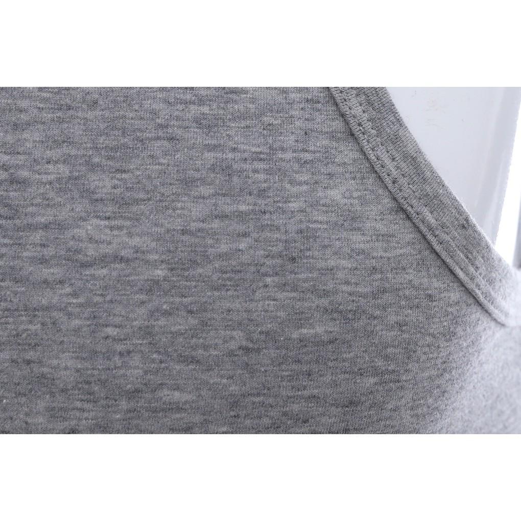 Áo thun nam ba lỗ cotton cao cấp thoải mái FREEMAN ASF202 [Combo 2]