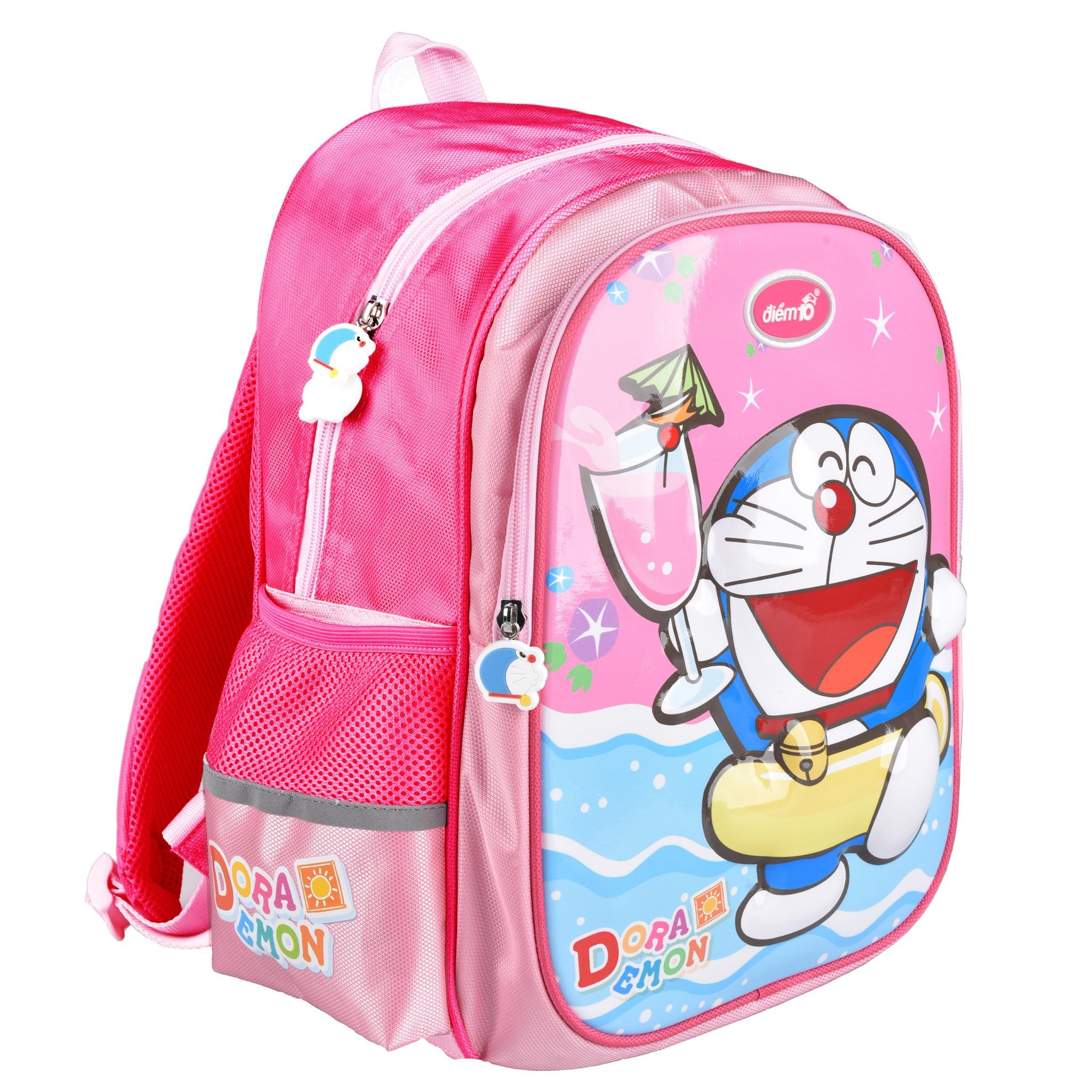 Ba lô học sinh Điểm 10 Doraemon TP-BP06/DO Phiên bản 2019